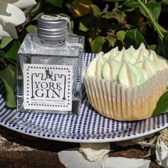York gin & tonic cake